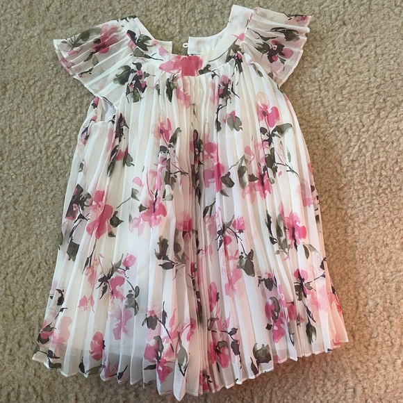 Baby Floral Dress 12-18 months